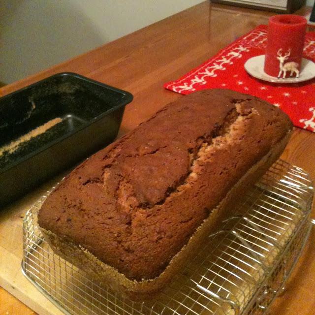 Winter Solstice Cake Recipe