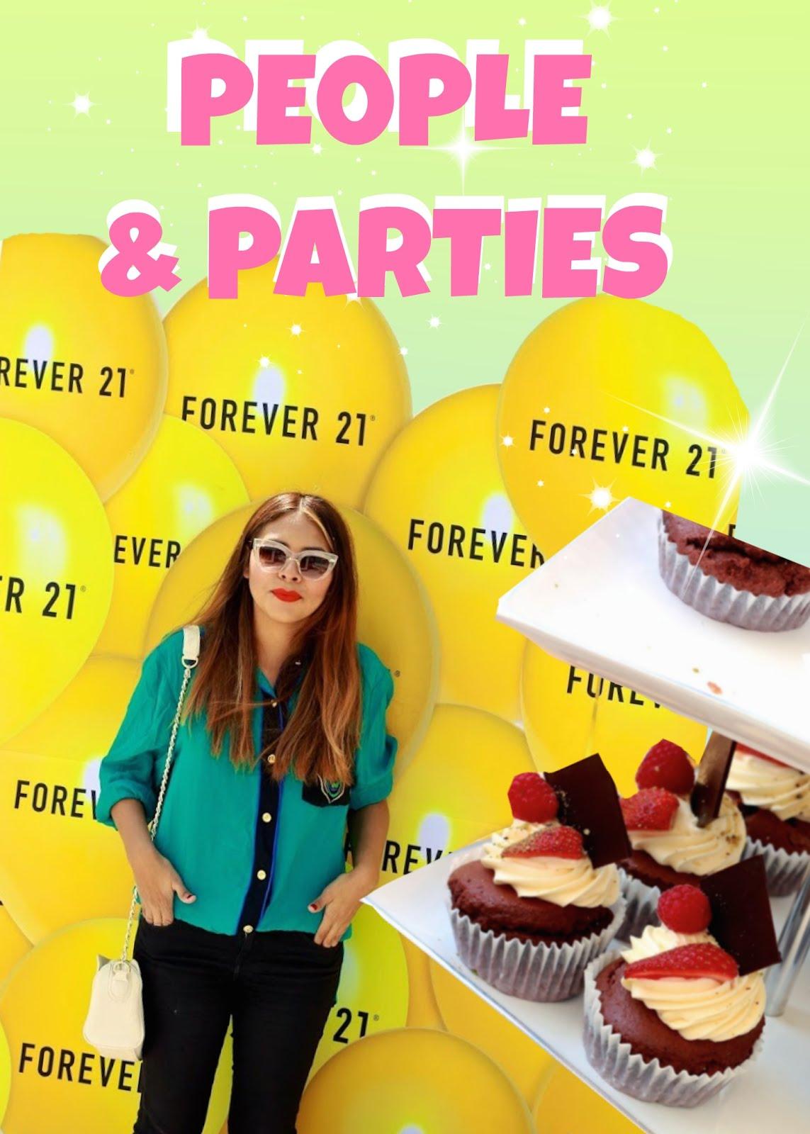 PEOPLE & PARTIES