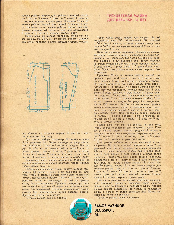 Как научиться вязать крючком спицами СССР книга альбом