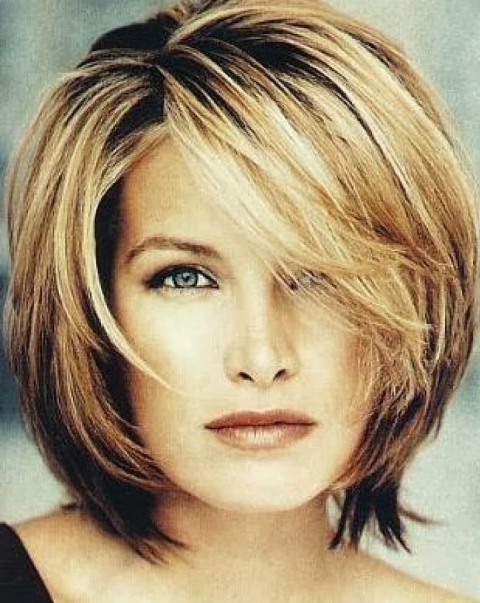 Hairstyles For Over 40, Medium Hairstyles For Over 40 | Hairstyles ...