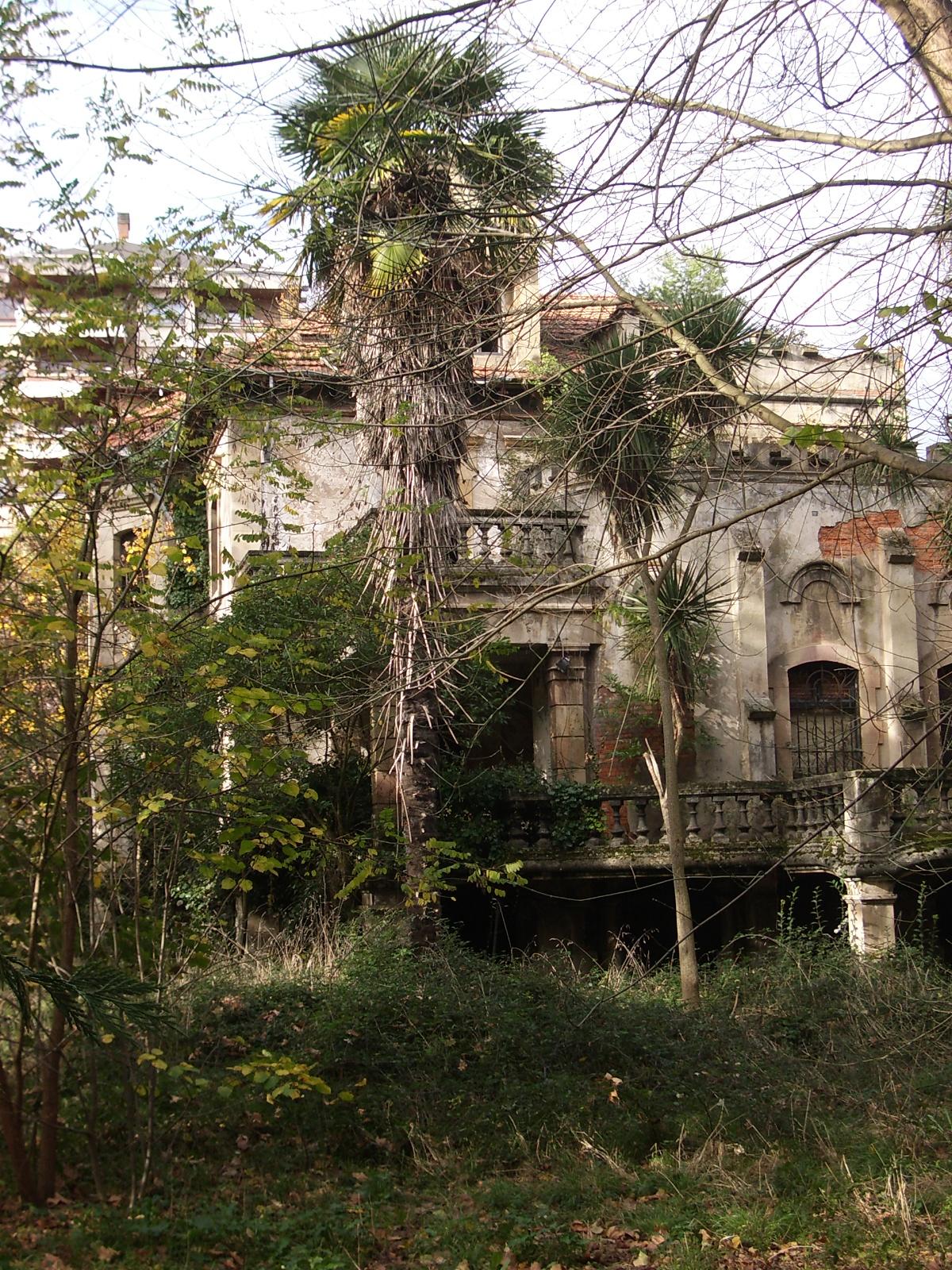 Patrimonio arquitect nico de asturias villa san lorenzo for Jardin urbano gijon