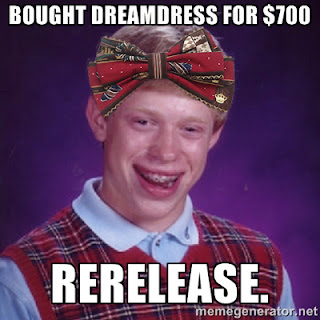 lolita meme chocolate rosette release kawaii cute bad luck brian