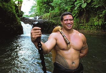 5 Steps to finding your very own 'Mr Lavalava'