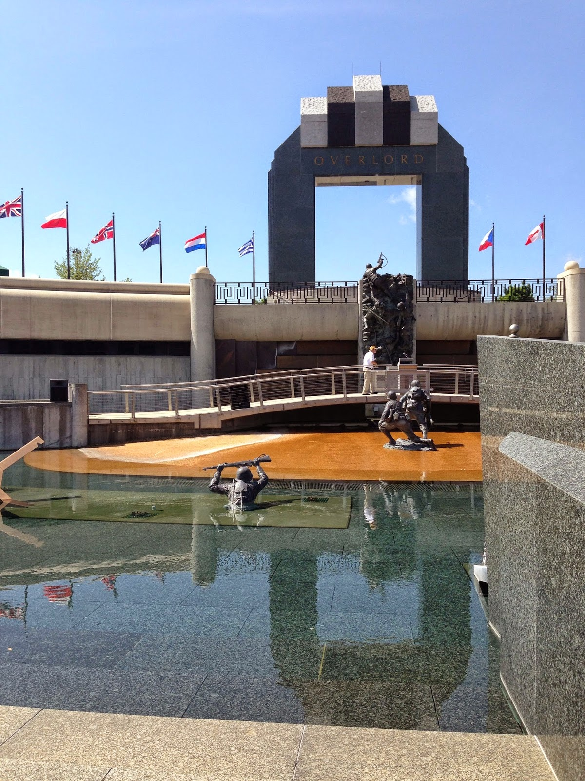 The National D Day Memorial