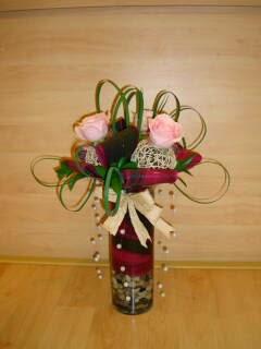 bunga abodemen, bunga deposit kantor, buket bunga, rangkaian bunga, bunga vas cantik