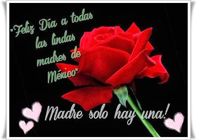 imagen feliz dia de las madres mexico - 10 mayo 18