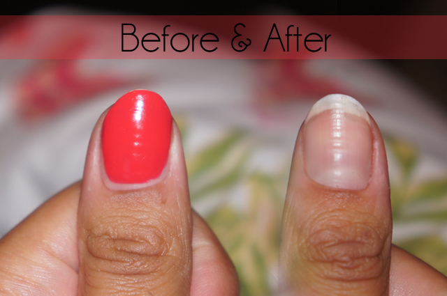 Priti Soy Natural Nail Polish Remover Review and Ingredients