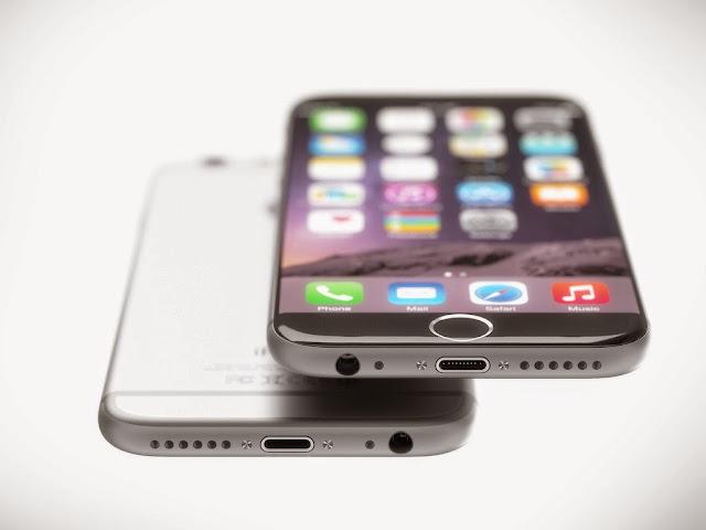 Konsep Iphone 7