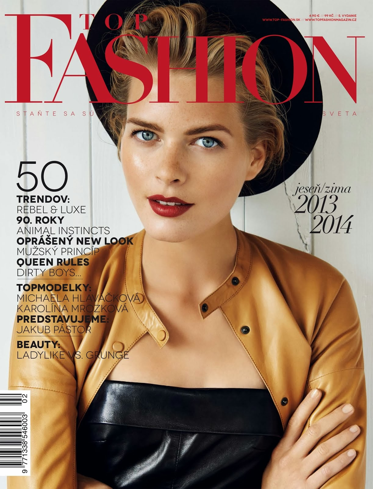 TOP FASHION MAGAZINE