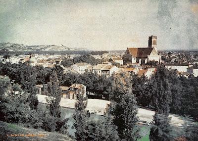 İlk Renkli Manzara Fotoğrafı