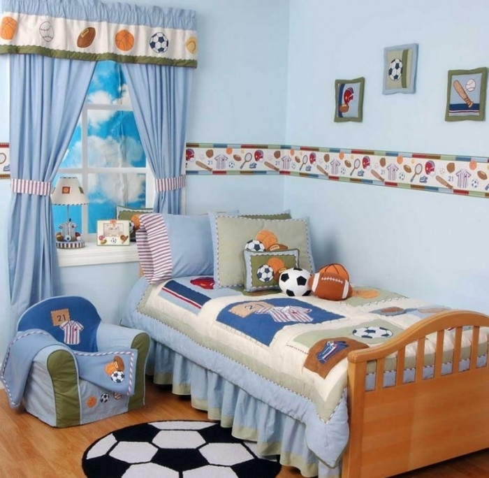 Dormitorios con temas para ni os dormitorios con estilo - Dormitorios para nino ...