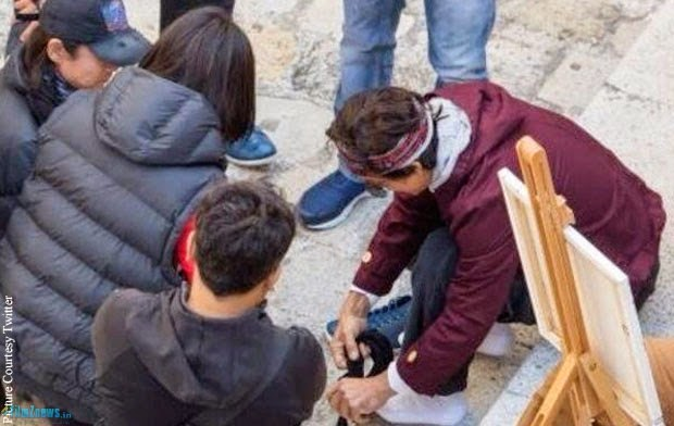 Shah Rukh Khan Shoots For Fan In Croatia Poster 6