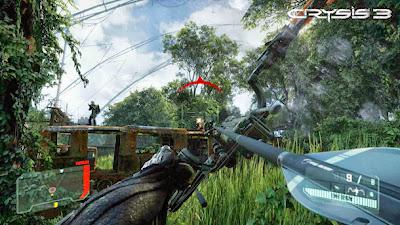 pc game Crysis 3