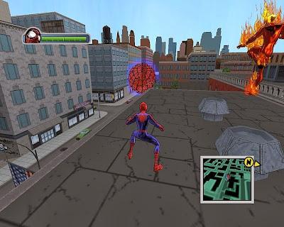 تحميل لعبة المغامرات الرائعة Ultimate Spider-Man مباشرة وحصريا  Ultimate+Spider-Man+4