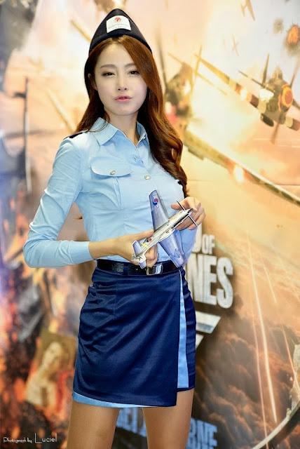 4 Eun Bin - ADEX 2013  - very cute asian girl-girlcute4u.blogspot.com