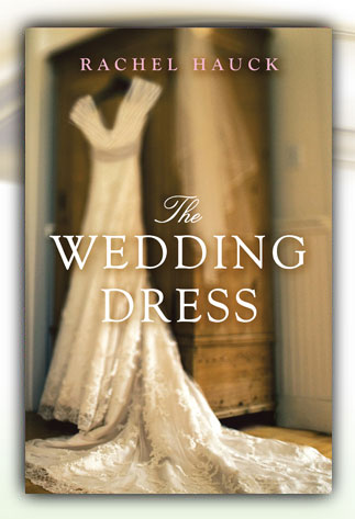 Book on wedding dress