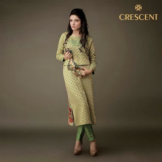Crescent by Faraz Manan Formals Kashmir collection 2014