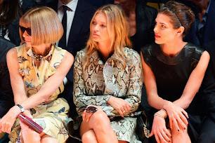 Gucci. Milán Fashion Week. La primera fila.