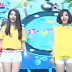 "Check out T-ara Jiyeon and Hwayoung's Special ""Summer Girls"" stage on Inkigayo"