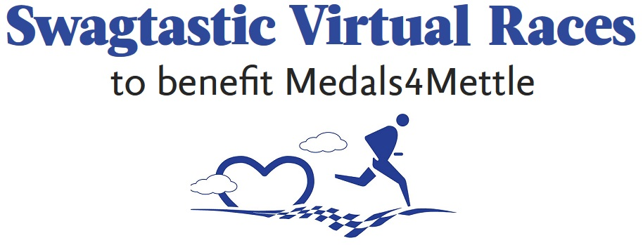 Swagtastic Virtual Races for Medals4Mettle