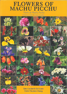 Flowers of Machu Picchu Book