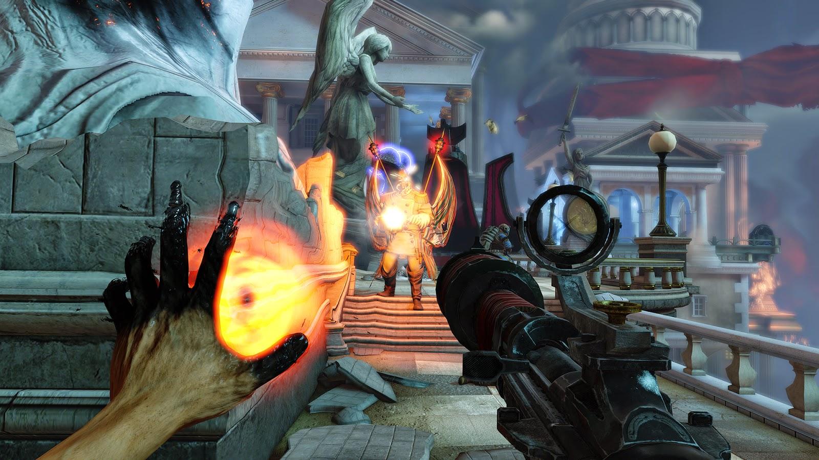 Bioshock Infinite PC Game Download