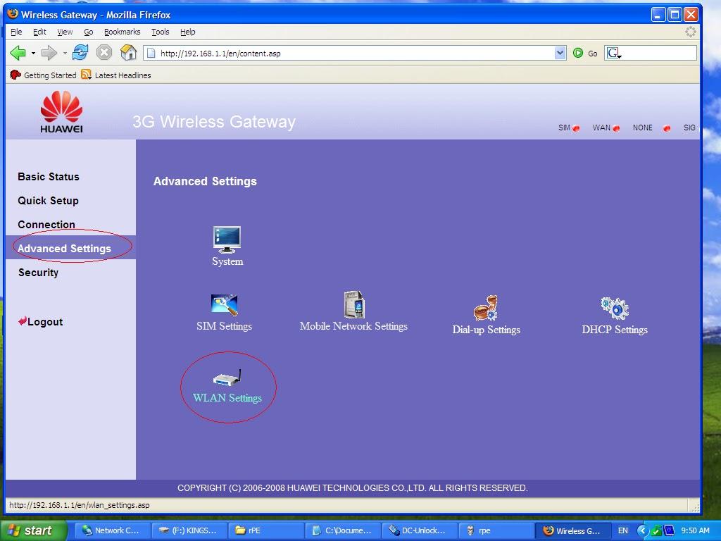 HUAWEI MOBILE WIFI USER MANUAL Pdf Download