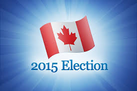 Federal Election Day in Canada