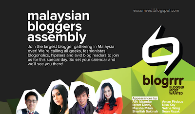 Blogger Most Wanted
