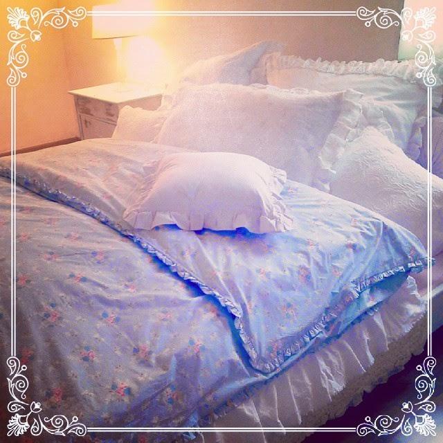 shabby chic liebhaber anastasia bedding. Black Bedroom Furniture Sets. Home Design Ideas