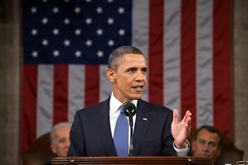 Barack Obama, 44th President of the United Stats of America