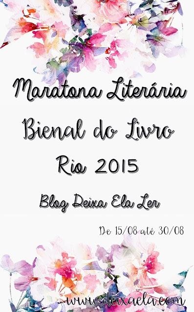 Maratona Literária | Bienal do Rio 2015