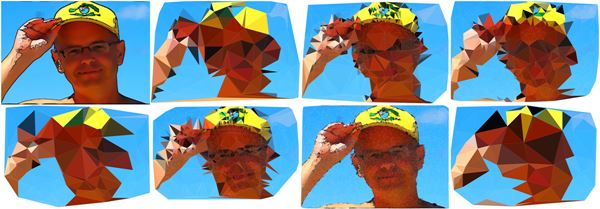 triangulation de photo