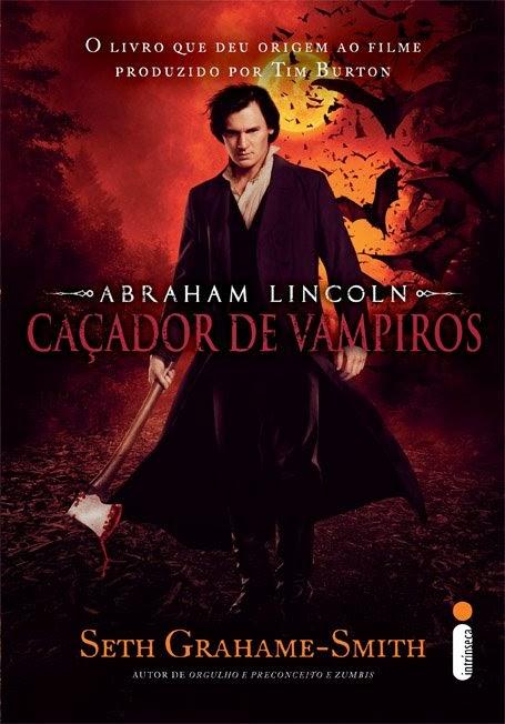 Abraham Lincoln: Caçador de Vampiros – Dublado (2012)