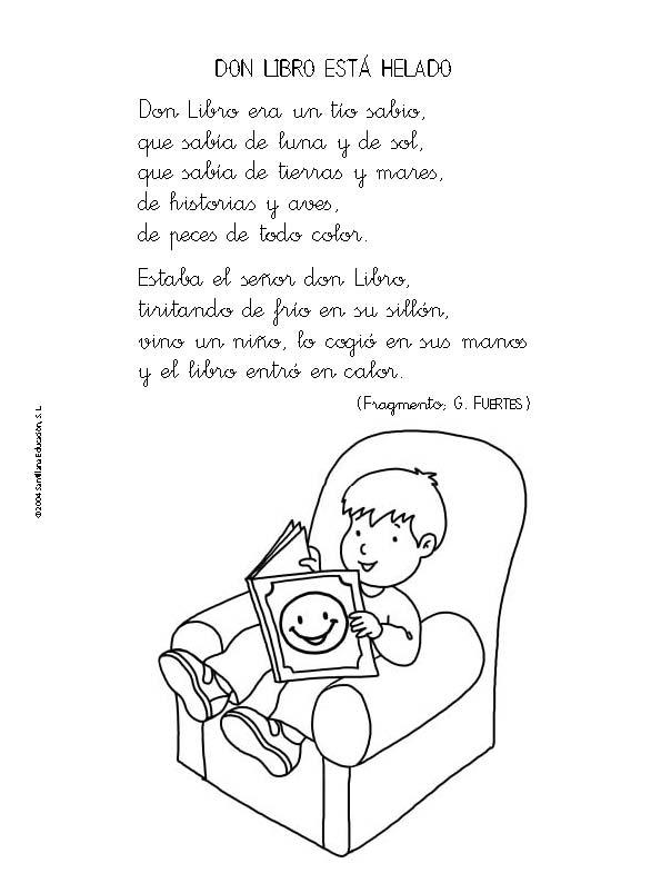 poemas cortos para ninos