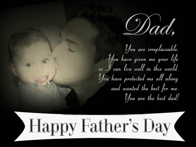 Cute Father's Day Message Picture