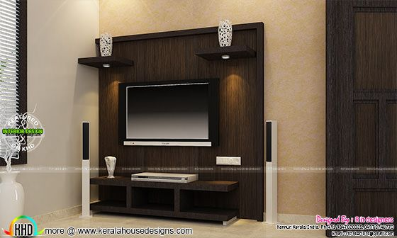 TV unit furniture design
