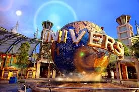 VISIT SINGAPORE UNIVERSAL STUDIO