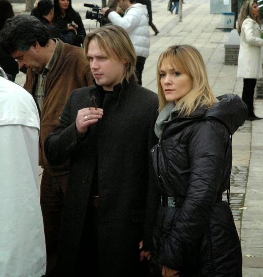 Максим се страхува за сина си и не го пуска в Бълагария!