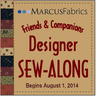 Friends & Companions Sew-Along