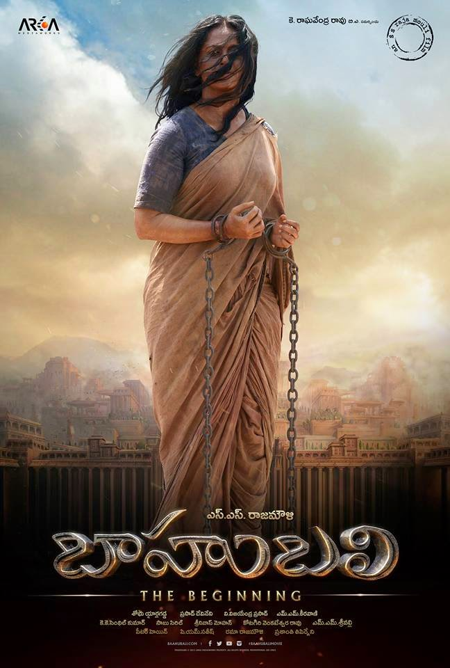 Anushka as Devasena Baahubali Devasena HD Telugu,Tamil, Hindi & Malayalam Posters