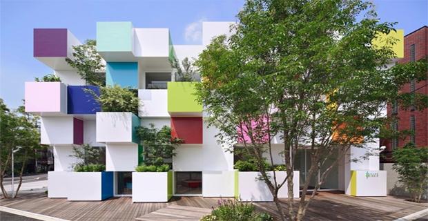 Per filo e per di segno architettura luce colori e for Piani dell edificio per la colazione