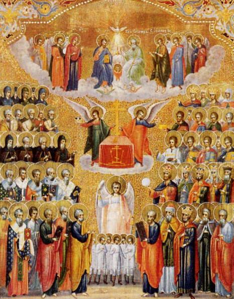 Fotos de Santos da Igreja Católica