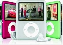 Το επανασχεδιασμένο iPod Nano κυκλοφόρησε το 2007. Ακολούθησε το μικρότερο iPod Nano το 2008.