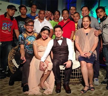 Jason Francisco Melai Cantiveros Wedding Photos