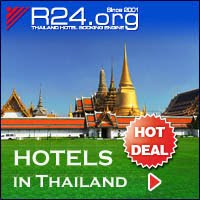 Thailands Hotel-Buchungs-System Nr.1! Hotels für jeden Geschmack und Budget!