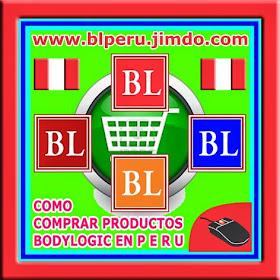 COMO COMPRAR PRODUCTOS BODYLOGIC EN PERU