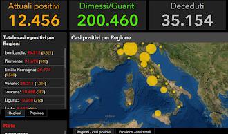 COVID-19 Italia - Monitoraggio 2 Agosto