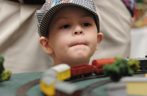 2015 Toy Train Expo Info