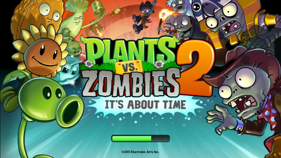 Game Plants VS Zombies 2, game android
